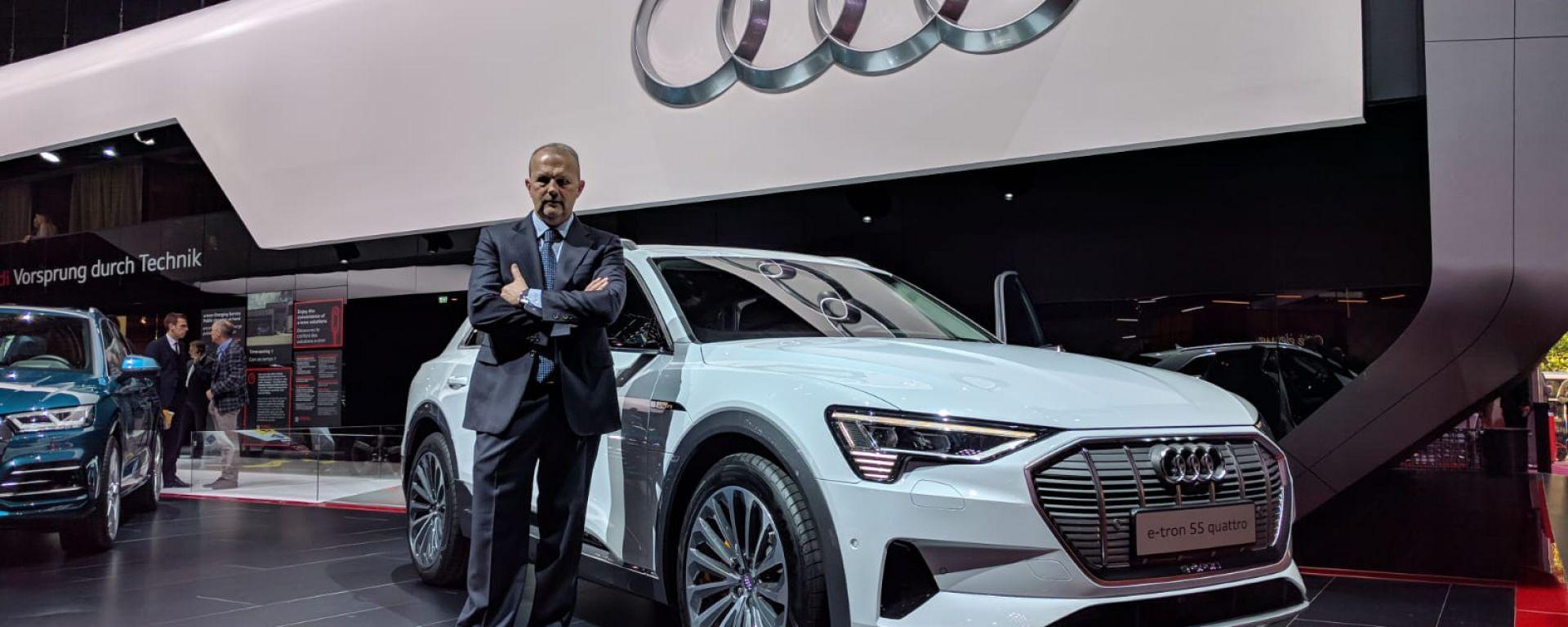 Salone di Ginevra 2019, le novità allo stand Audi