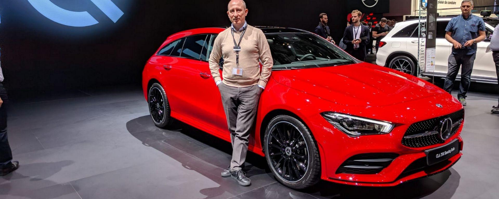 Salone di Ginevra 2019, le novità allo stand Mercedes