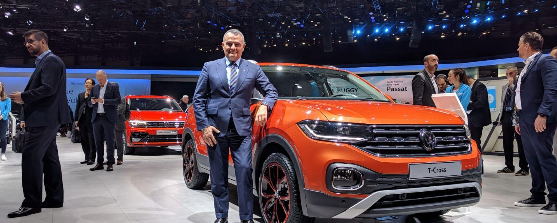 Salone di Ginevra 2019, le novità allo stand Volkswagen