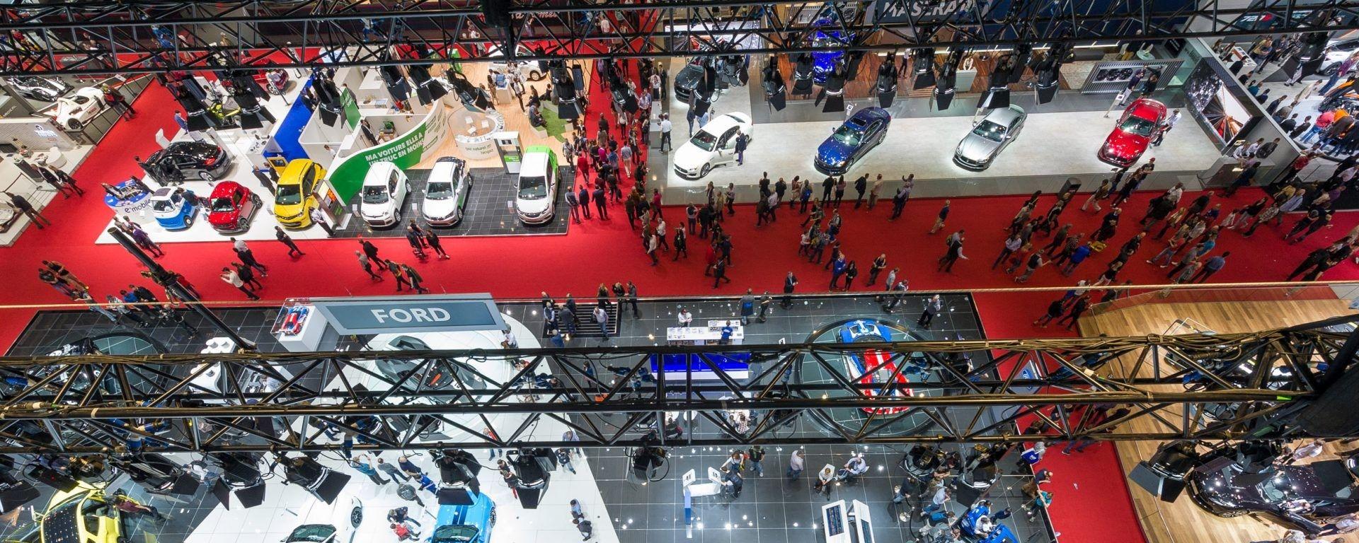 Salone di Ginevra: le presentazioni delle case in diretta (Photo credit: © gims.swiss)
