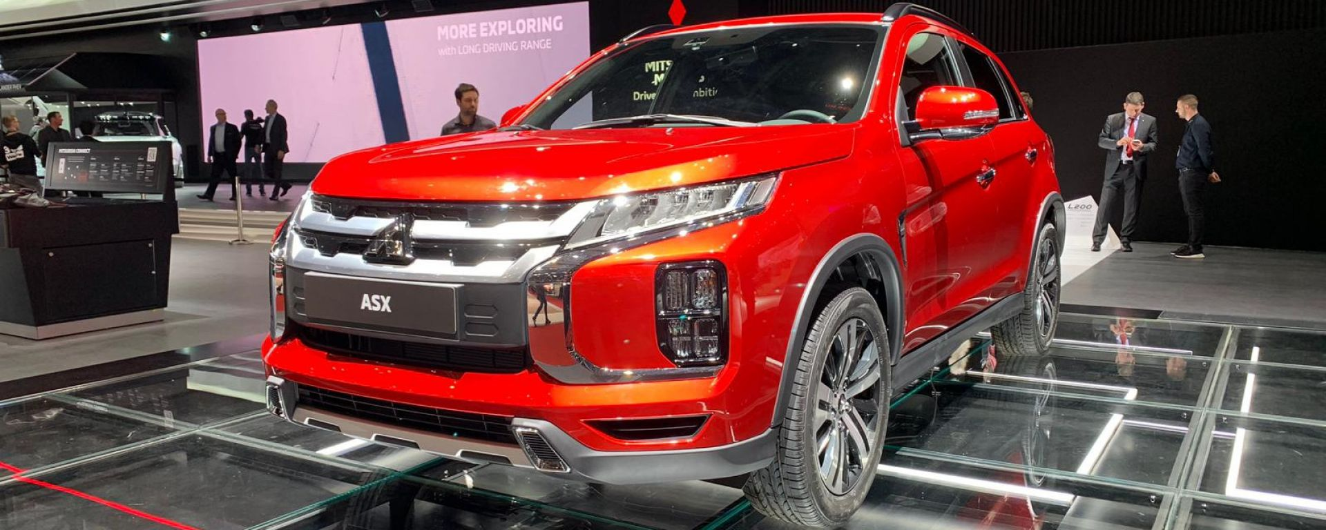 Salone di Ginevra 2019, le novità allo stand Mitsubishi