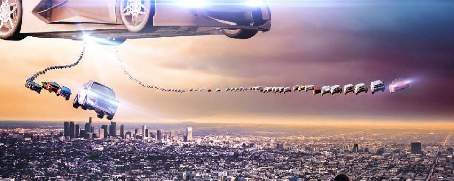 Salone di Los Angeles 2013, il meglio in un click