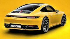 Salone di Los Angeles 2018, ci sarà anche nuova Porsche 911