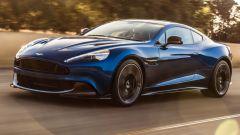 Salone di Los Angeles: Aston Martin Vanquish S
