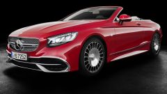 Salone di Los Angeles: Mercedes-Maybach S 650 Cabriolet