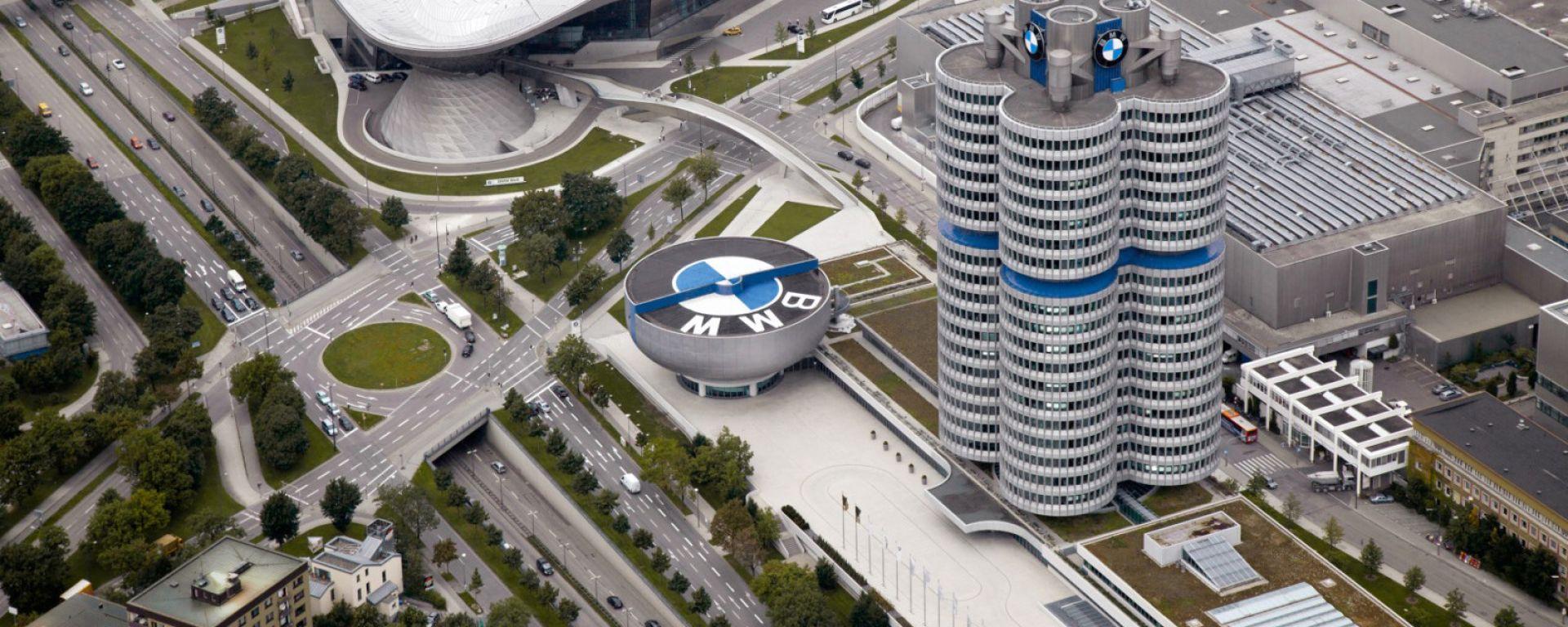 Salone di Monaco 2021, BMW Group giocherà in casa