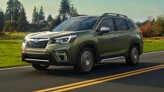 Nuova Subaru Forester: la prima volta dell'ibrido con l'e-boxer - Immagine: 4