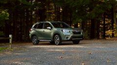 Nuova Subaru Forester: la prima volta dell'ibrido con l'e-boxer - Immagine: 6