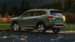 Nuova Subaru Forester: la prima volta dell'ibrido con l'e-boxer - Immagine: 9