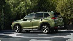 Nuova Subaru Forester: la prima volta dell'ibrido con l'e-boxer - Immagine: 10