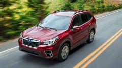 Nuova Subaru Forester: la prima volta dell'ibrido con l'e-boxer - Immagine: 12