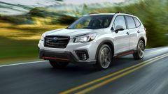 Nuova Subaru Forester: la prima volta dell'ibrido con l'e-boxer - Immagine: 3