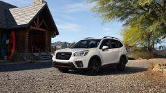 Nuova Subaru Forester: la prima volta dell'ibrido con l'e-boxer - Immagine: 15