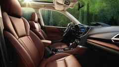 Nuova Subaru Forester: la prima volta dell'ibrido con l'e-boxer - Immagine: 18