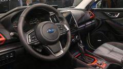 Nuova Subaru Forester: la prima volta dell'ibrido con l'e-boxer - Immagine: 21