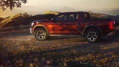 VW Atlas Tanoak Concept: sarà così il nuovo pick-up USA - Immagine: 2