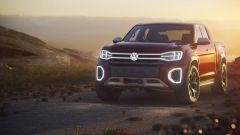 VW Atlas Tanoak Concept: sarà così il nuovo pick-up USA - Immagine: 1