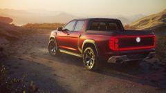 VW Atlas Tanoak Concept: sarà così il nuovo pick-up USA - Immagine: 3