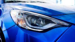 Nuova Toyota Yaris, sotto il vestito c'è una Mazda2 - Immagine: 5