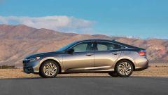 Honda Insight: nuovo stile per la ibrida a New York - Immagine: 2