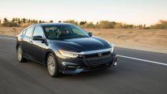 Honda Insight: nuovo stile per la ibrida a New York - Immagine: 1