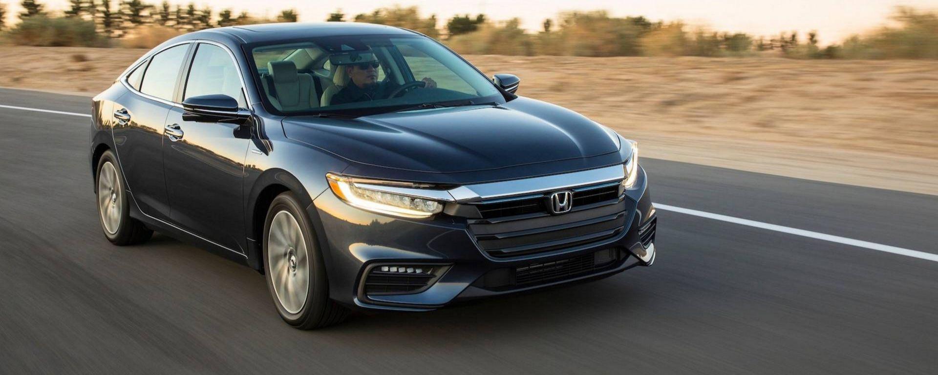 Honda Insight: nuovo stile per la ibrida a New York