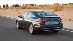 Honda Insight: nuovo stile per la ibrida a New York - Immagine: 4