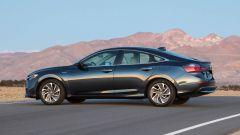 Honda Insight: nuovo stile per la ibrida a New York - Immagine: 5