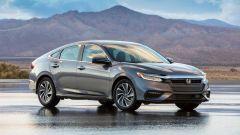 Honda Insight: nuovo stile per la ibrida a New York - Immagine: 6