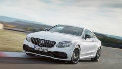 Mercedes-AMG C63 S: il restyling porta 510 CV a New York - Immagine: 2