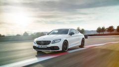 Mercedes-AMG C63 S: il restyling porta 510 CV a New York - Immagine: 3