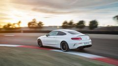 Mercedes-AMG C63 S: il restyling porta 510 CV a New York - Immagine: 1