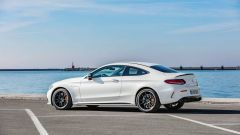 Mercedes-AMG C63 S: il restyling porta 510 CV a New York - Immagine: 8