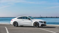Mercedes-AMG C63 S: il restyling porta 510 CV a New York - Immagine: 9