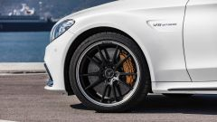 Mercedes-AMG C63 S: il restyling porta 510 CV a New York - Immagine: 12
