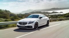 Mercedes-AMG C63 S: il restyling porta 510 CV a New York - Immagine: 18