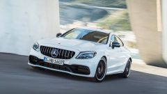 Mercedes-AMG C63 S: il restyling porta 510 CV a New York - Immagine: 20