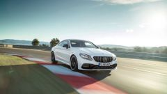 Mercedes-AMG C63 S: il restyling porta 510 CV a New York - Immagine: 21