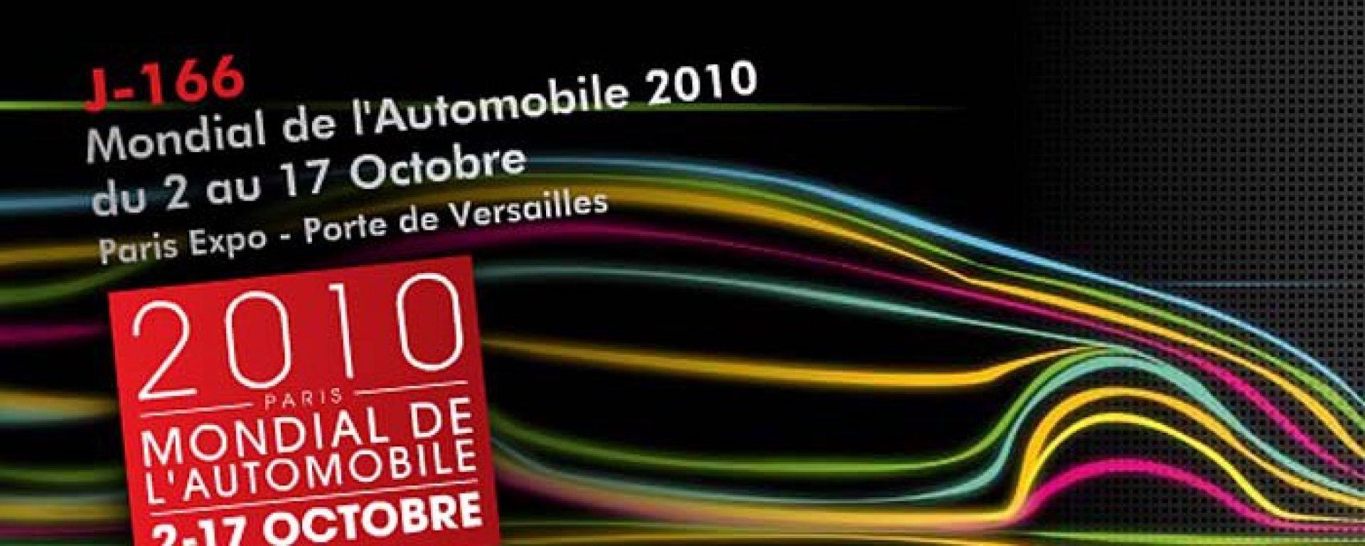 Salone di Parigi 2010, l'elenco aggiornato