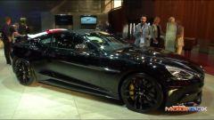 Salone di Parigi 2014, lo stand Aston Martin - Immagine: 1