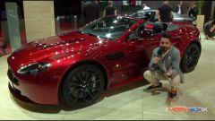 Salone di Parigi 2014, lo stand Aston Martin - Immagine: 5