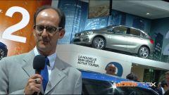 Salone di Parigi 2014, lo stand BMW - Immagine: 1