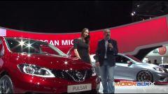 Salone di Parigi 2014, lo stand Nissan - Immagine: 3