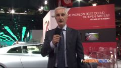 Salone di Parigi 2014, lo stand Nissan - Immagine: 1