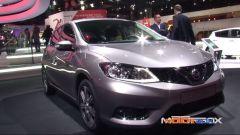 Salone di Parigi 2014, lo stand Nissan - Immagine: 5