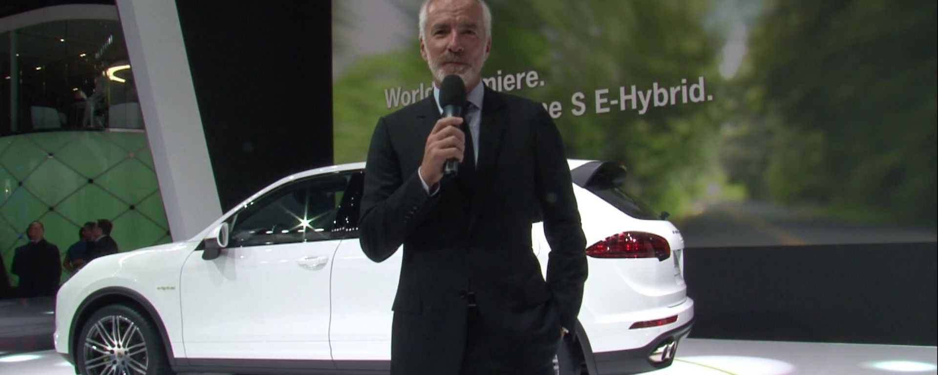 Salone di Parigi 2014, lo stand Porsche
