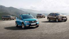 Salone di Parigi 2016, Dacia Sandero e Dacia Logan restyling