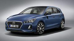 Salone di Parigi 2016, Hyundai i30 2017 restyling