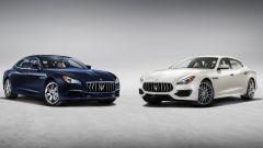 Salone di Parigi 2016, Maserati Quattroporte restyling