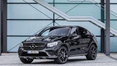 Salone di Parigi 2016, Mercedes AMG GLC 43 Coupé